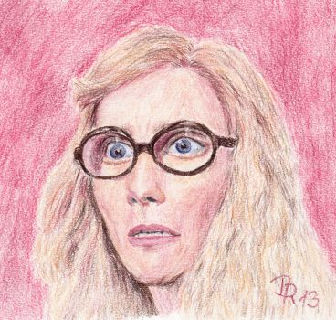 Sybill Trelawney by LoonaLucy