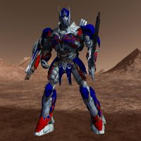 Optimus Prime - Age of Extinction by Lord-Crios