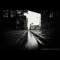Plymouth Ghost Station by audeladesombres