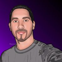Nick Groff by RavenpawIsBeast
