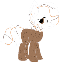 SODA PONY: Choco Frappe by Apocoliptik