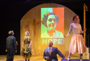 Urinetown Projections 2 by HGriffin