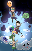 Up and Away -Updated- by Ducky-Chupaah