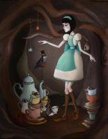 Alice and What She Found There by catherine-elizabeth