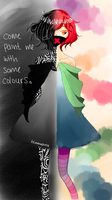 Paint Me Some Colours by Hinanana