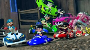 The Ultimate Geoff Kart Race (Splatoon GMOD) by Geoffman275