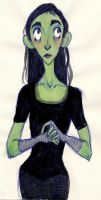 Elphaba by aberry89