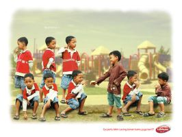 print ad - handy soap Lifebuoy by justspectacle