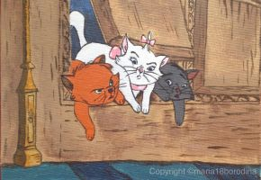 The Aristocats by Maria18Borodina
