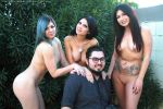 Saturday Shoot Out Behind The Scenes 01 by tatehemlock