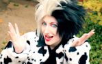 Cruella De Vil by GingerAnneLondon