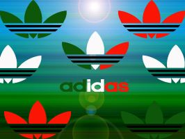 Adidas Mexico by hedgiee