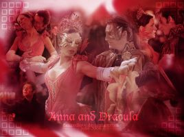 Anna and Dracula Blend by orderofthedragon
