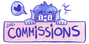 Commission Banner by Sizab