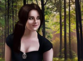 The Cullen Queen by TheSearchingEyes