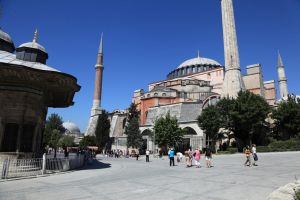 Istanbul - Hagia Sophia XI by puppeteerHH