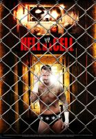 WWE Hell in a Cell Poster V1 by Chirantha