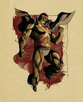 Martian Manhunter by RATKINS by ObjectGlow