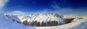 Chamonix Panorama. by S-NOBLE