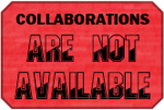 Not Available Collaborations Badge by LevelInfinitum