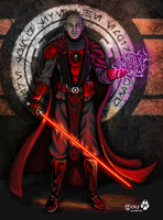 Imperial Inquisitor by JohnGWolf