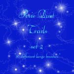 Pixie Dust Trails 2 by rL-Brushes