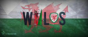 Wales Football National Team by TS-Production