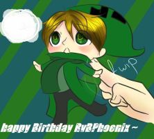 A widdle Gavin Free for RvBPheonix by ennielin