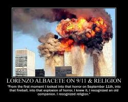Lorenzo Albacete on 9/11 and religion by fiskefyren