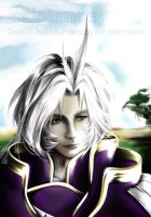 Kuja - Existence by kayleighloire