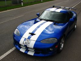 racing stripes - viper by AmericanMuscle