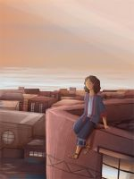 Rooftop by ta-min