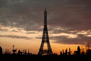 Paris by djwedo