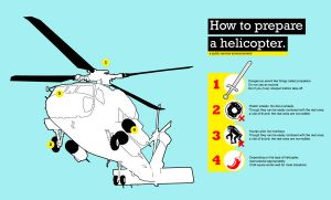 How to prepare a helicopter by silentparts