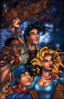 Chosen Few cover by PeterPalmiotti