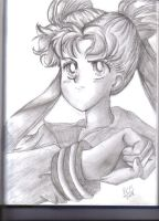Sailor Moon sketch by Ark-of-Menphis