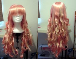 Sheryl Nome wig by PlutonianNight