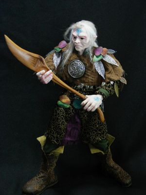 Metsaosku the wood elf 3