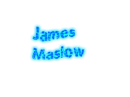 Text PNG James Maslow by SuperstarElevate