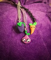More charms by AbyssaliaMinis