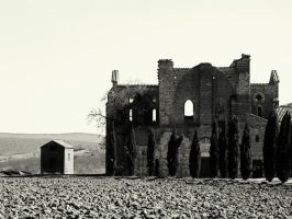 Black Abbey by stregatta75