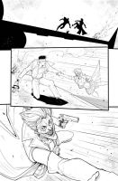 Red Hood / Arsenal n.6 - page 8 by DenisM79