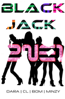 2NE1 BLACKJACK IPOD WALLPAPER by Awesmatasticaly-Cool