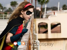 Robin: Stephanie Brown by Passion-Colors