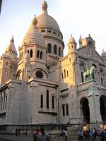 Sacre Coeur 2 by Ginnyhaha-Stock
