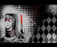 lavi and blood by gul4a4ak