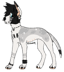 canine auction [open] - ends tomorrow! by Escaboo-Adopts