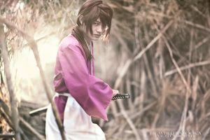 Rurouni Kenshin: Heart of Sword by mrdustinn