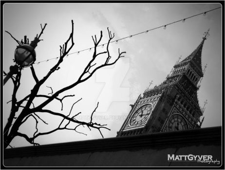 Londres BW by MattGyver