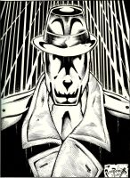 Rorschach by PeterPalmiotti